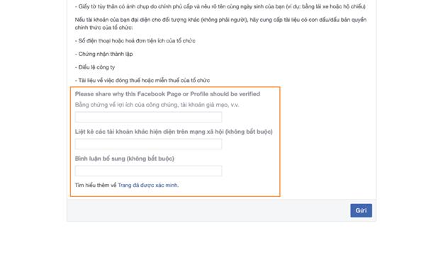 """Cách """"xin"""" dấu tích xanh Facebook đơn giản và an toàn nhất năm 2020 - Ảnh 4"""