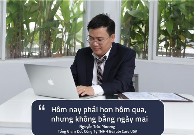 """CEO Nguyễn Trúc Phương """"Khẩu trang y tế ưu tiên dành cho người Việt"""" - Ảnh 2"""
