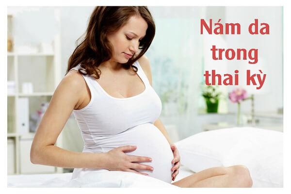 Vì sao phụ nữ mang thai dễ bị nám da, sạm da - Ảnh 1