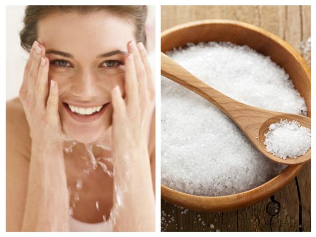 Hướng dẫn rửa mặt đúng cách bằng nước muối - Ảnh 3