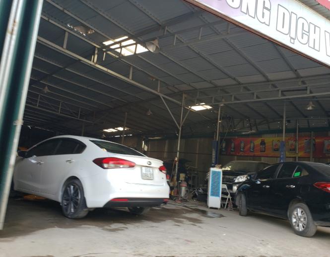 Phú Đô (Từ Liêm, Hà Nội): Cần xử lý các cơ sở sơn xe gây ô nhiễm môi trường - Ảnh 4