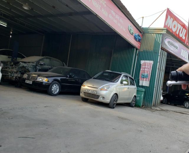 Phú Đô (Từ Liêm, Hà Nội): Cần xử lý các cơ sở sơn xe gây ô nhiễm môi trường - Ảnh 5