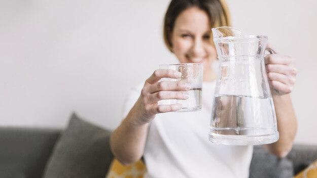 Uống nước như thế nào để khỏe da, đẹp dáng? - Ảnh 2