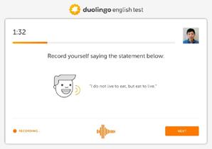 """Bật mí bí kíp """"cực chuẩn"""" cách làm bài thi Duolingo English Test để đạt điểm cao - Ảnh 4"""