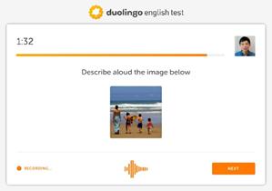 """Bật mí bí kíp """"cực chuẩn"""" cách làm bài thi Duolingo English Test để đạt điểm cao - Ảnh 8"""