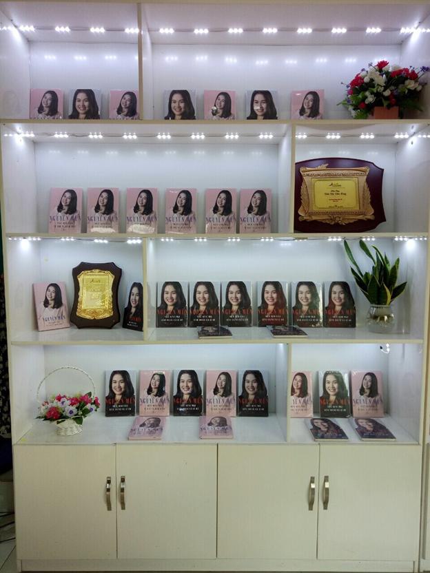 Người phụ nữ xinh đẹp, tài năng trong kinh doanh thời trang của tỉnh Cao Bằng - Ảnh 4