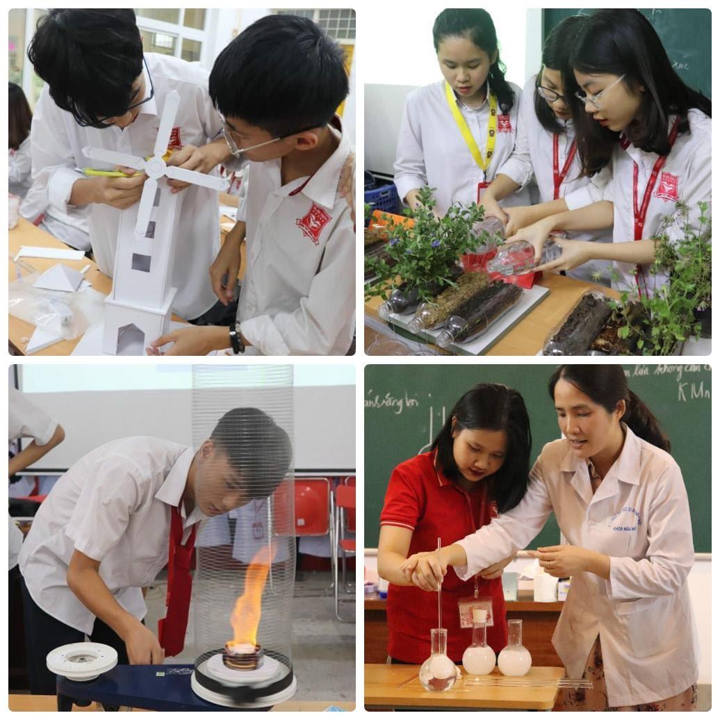 Chương trình hoạt động ngoại khoá của nhà trường THPT Hoàng Long – Hanoi Tokyo - Ảnh 2
