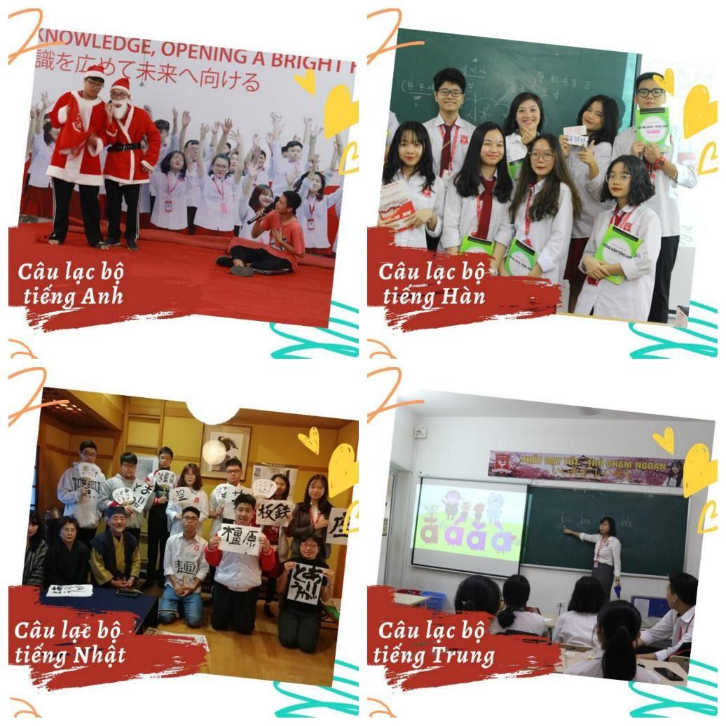 Chương trình hoạt động ngoại khoá của nhà trường THPT Hoàng Long – Hanoi Tokyo - Ảnh 3