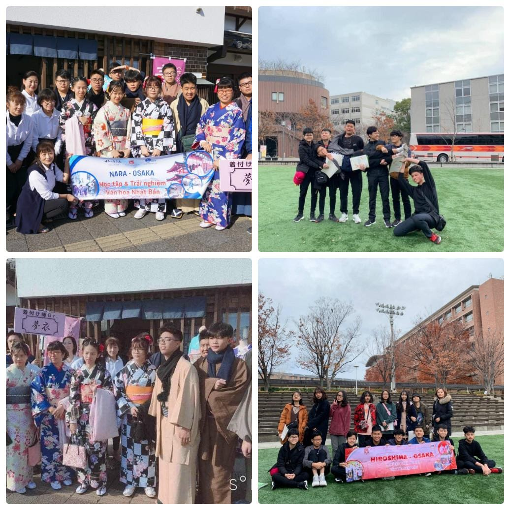 Chương trình hoạt động ngoại khoá của nhà trường THPT Hoàng Long – Hanoi Tokyo - Ảnh 4