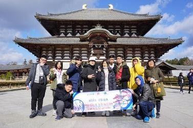 Học tập và trải nghiệm thực tế tại Nhật Bản - Ảnh 4