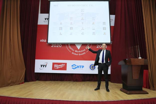 TTI hợp tác với khu công nghệ cao Sài Gòn tổ chức hội thảo các nhà cung cấp Việt Nam năm 2020 - Ảnh 1