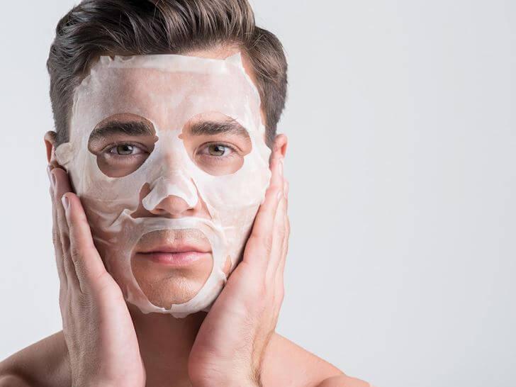 4 Phương pháp se khít lỗ chân lông hiệu quả cho nam giới - Ảnh 3