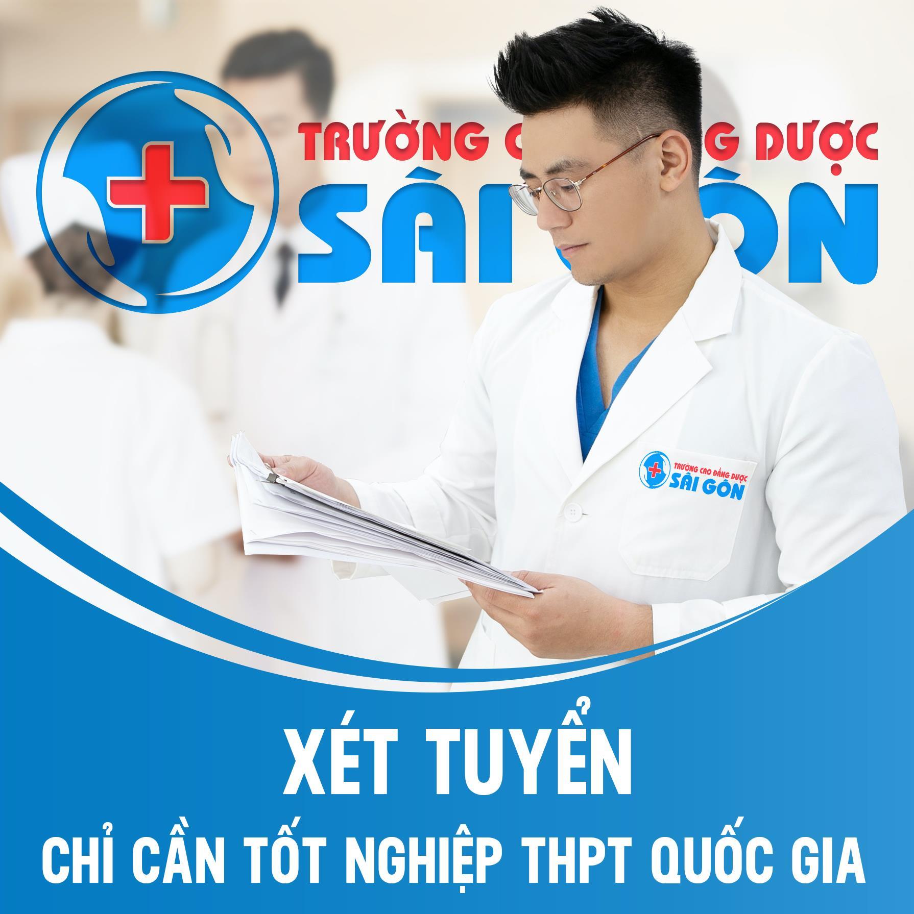 Trường Cao đẳng Dược Sài Gòn miễn 100% học phí ngành y dược năm học 2020 - Ảnh 2