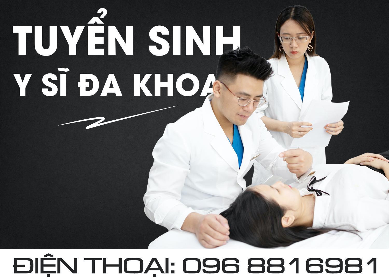 Tuyển sinh đào tạo Trung cấp Y sĩ đa khoa Sài Gòn  - Ảnh 1