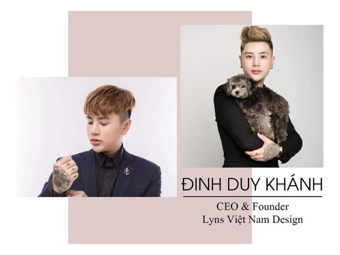 Đinh Duy Khánh - tuyệt chiêu thu hút khách hàng của Lyns Việt Nam Design là gì? - Ảnh 1