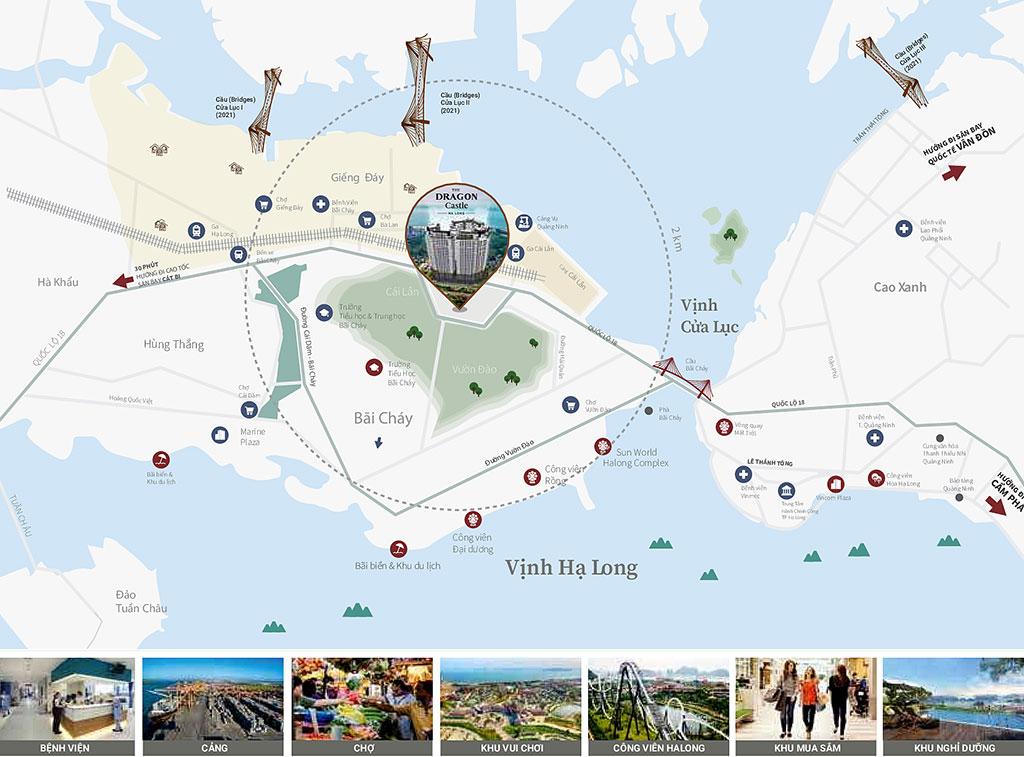 D.C Hạ Long nằm trong tâm điểm phát triển mới của thành phố - Ảnh 3