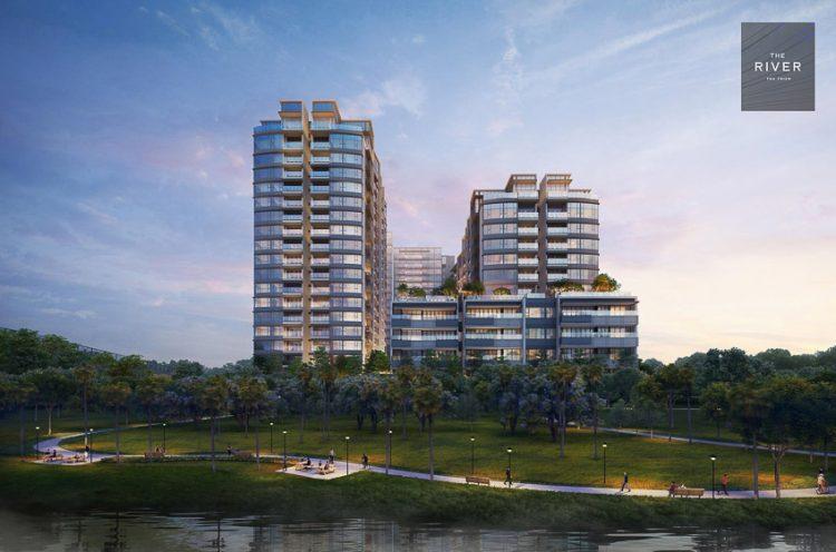 City Garden hợp tác quốc tế với Swire Properties trong dự án The River Thu Thiem tại Thành phố Hồ Chí Minh - Ảnh 1