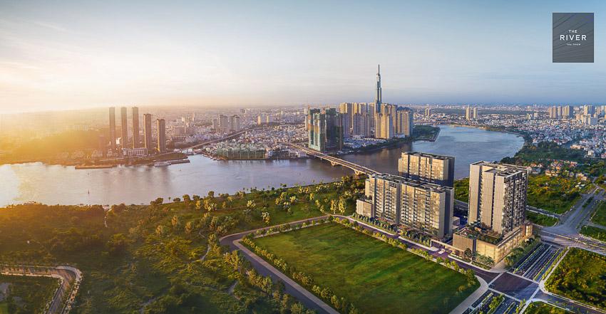City Garden hợp tác quốc tế với Swire Properties trong dự án The River Thu Thiem tại Thành phố Hồ Chí Minh - Ảnh 2