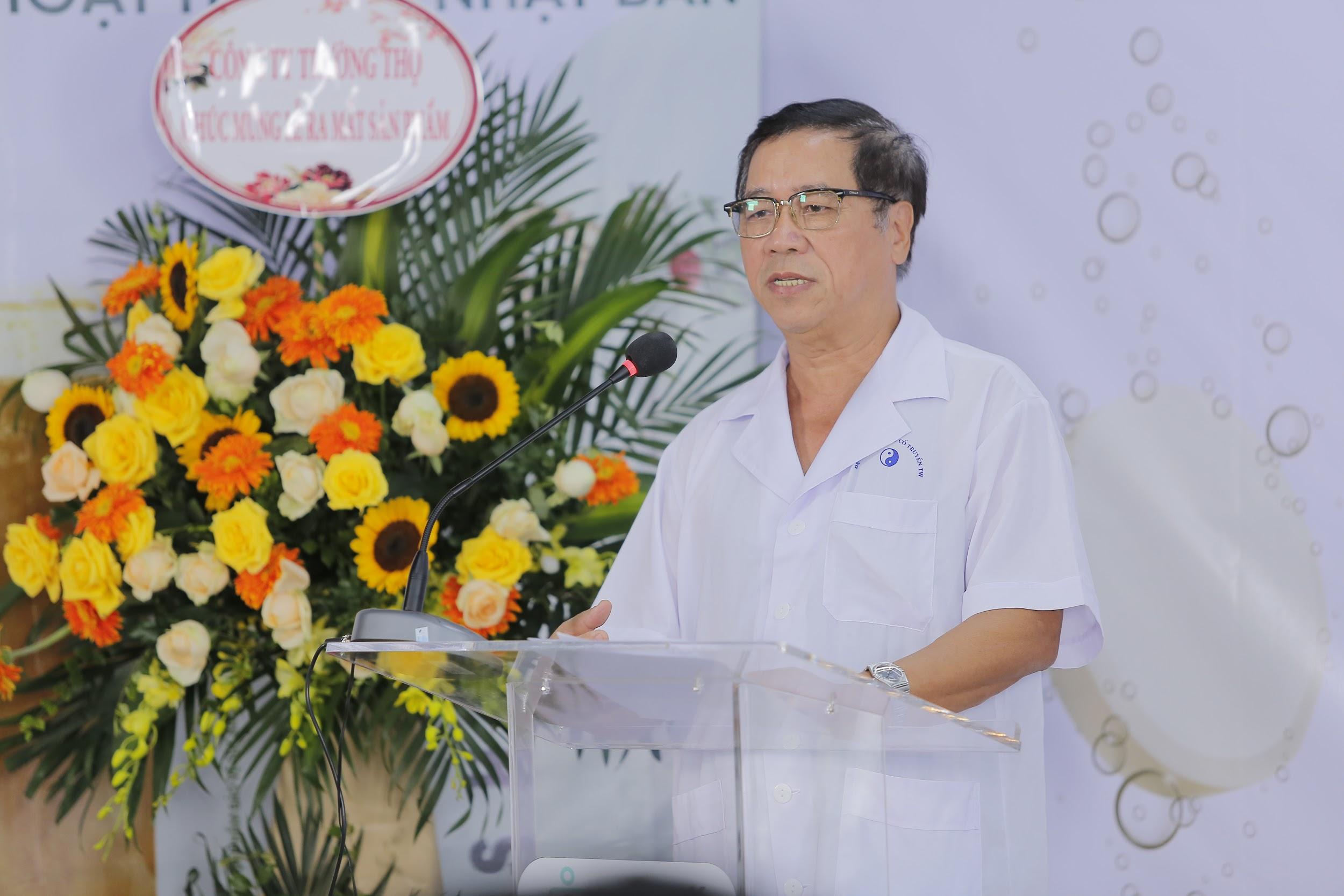 Viên sủi Shioka được nguyên Giám đốc Bệnh viện Y học Cổ truyền Trung ương khẳng định chất lượng - Ảnh 4