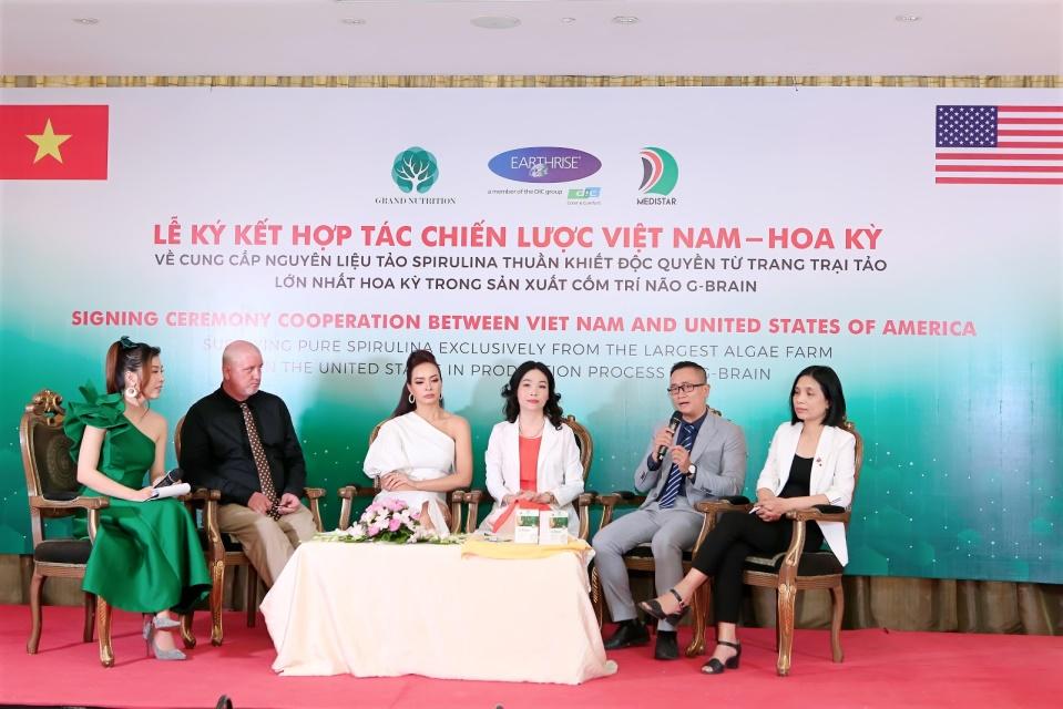 Việt Nam bắt tay cùng Hoa Kỳ trong sản xuất cốm trí não G-Brain - Ảnh 2