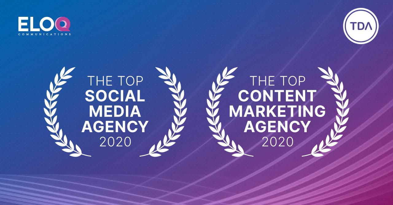 TDA vinh danh EloQ Communications là agency xuất sắc ở hạng mục 'mạng xã hội' và 'sáng tạo nội dung' - Ảnh 1
