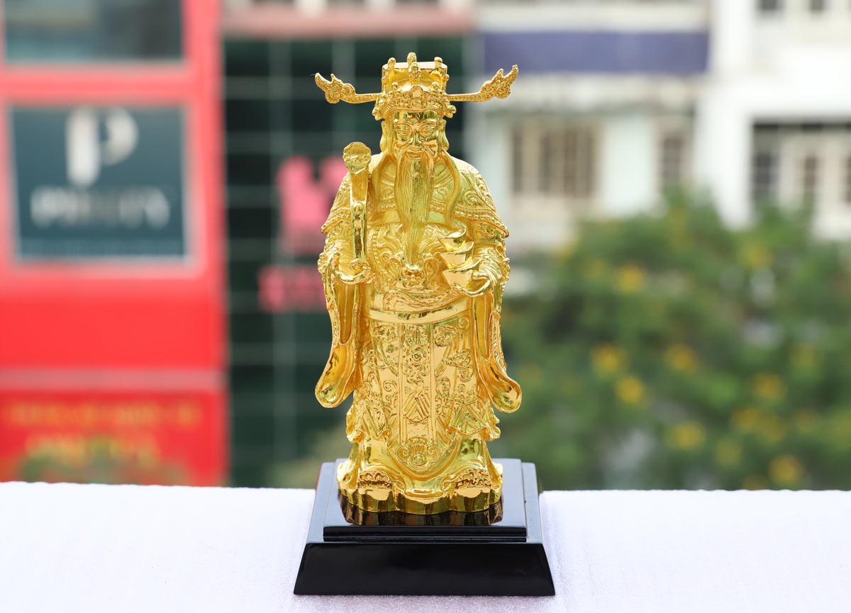 Những món quà tặng mạ vàng độc đáo, may mắn trong ngày vía thần tài - Ảnh 2