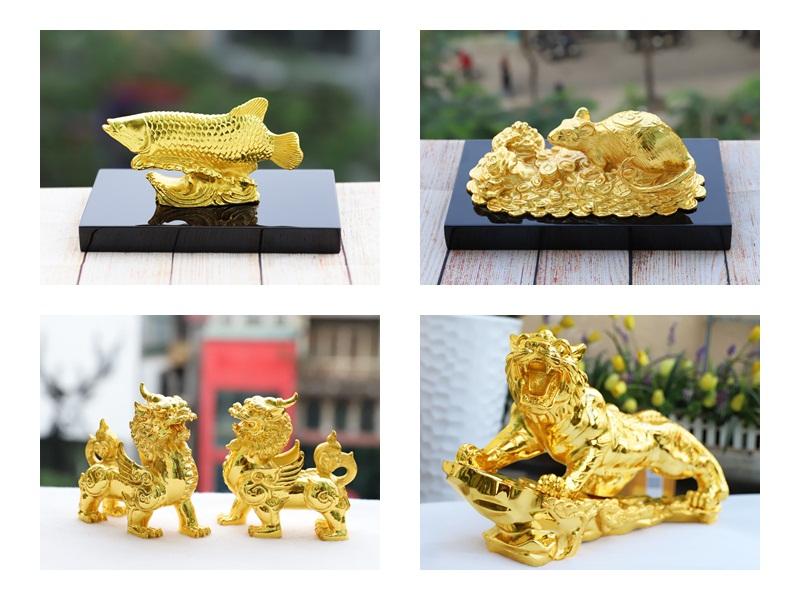 Những món quà tặng mạ vàng độc đáo, may mắn trong ngày vía thần tài - Ảnh 6