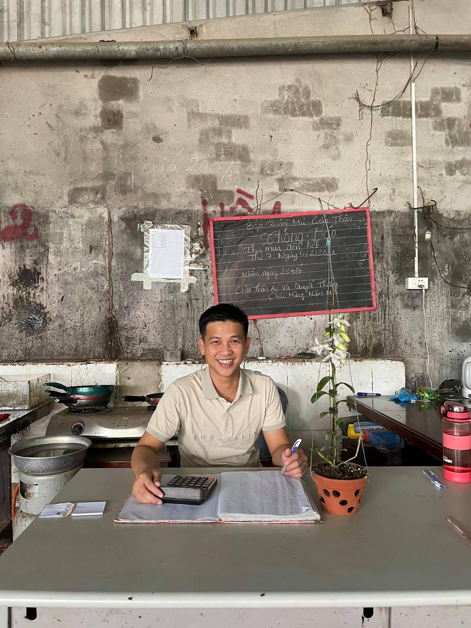 Nguyễn Minh Quân – Từ chàng trai trẻ yêu lan đến doanh nhân thành đạt nhờ kinh doanh lan - Ảnh 1