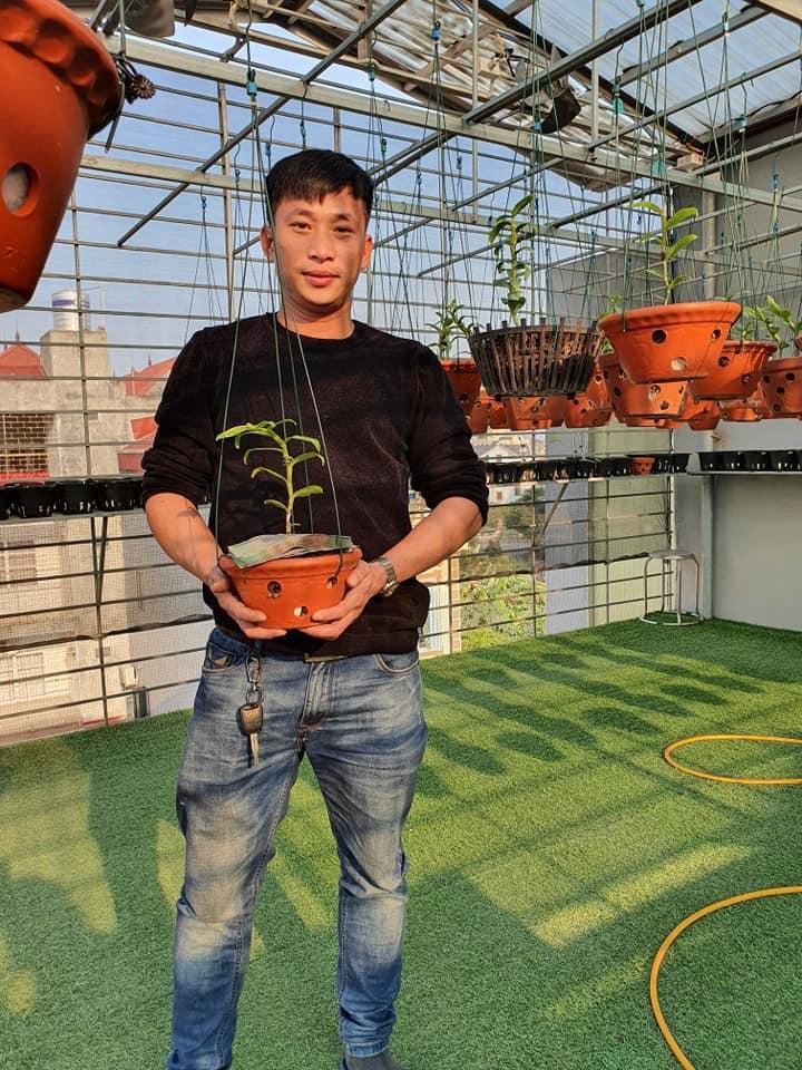 Nghệ nhân hoa lan Ngô Minh Luân chia sẻ về những khó khăn khi khởi nghiệp từ con số 0 - Ảnh 4