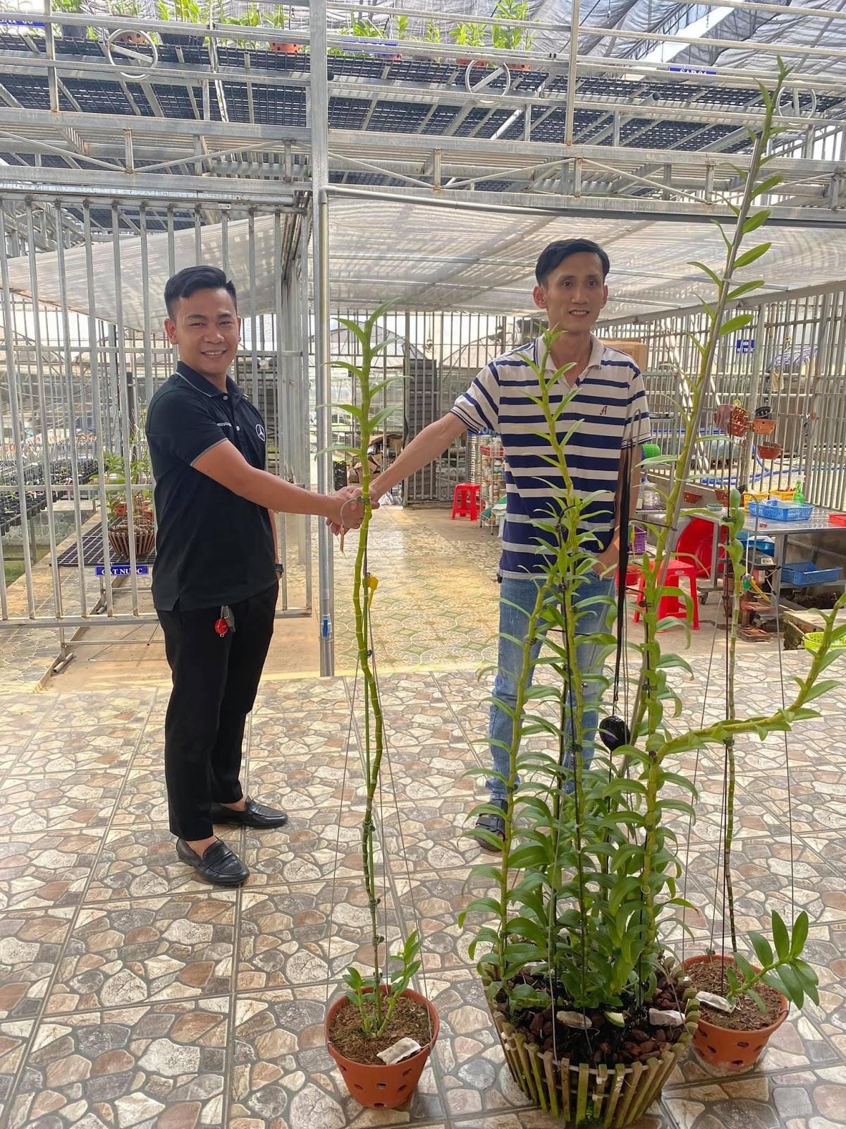 Nghệ nhân Trần Quốc Hoà – Chàng kỹ sư trẻ tuổi kiên trì theo đuổi đam mê kinh doanh hoa lan - Ảnh 5
