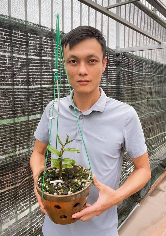 Nghệ nhân Nguyễn Thế Vinh – Chia sẻ cách phân biệt hoa lan thường và hoa lan đột biến - Ảnh 2