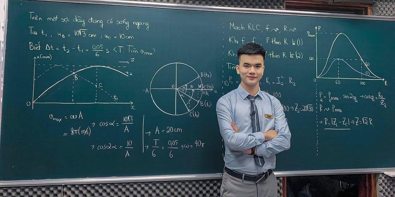 Thầy giáo trẻ Vũ Ngọc Anh và hành trình xây dựng thương hiệu VNA - Bschool - Ảnh 1