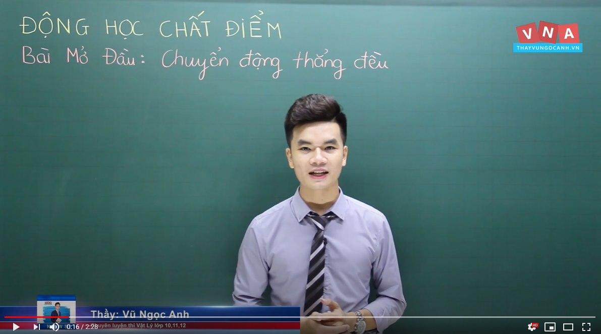 Thầy giáo trẻ Vũ Ngọc Anh và hành trình xây dựng thương hiệu VNA - Bschool - Ảnh 4