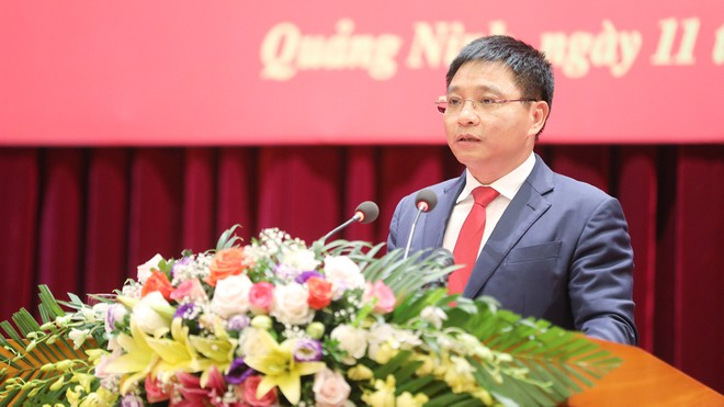 Chủ tịch Quảng Ninh được giới thiệu để bầu Bí thư Tỉnh ủy Điện Biên nhiệm kỳ 2020-2025 - Ảnh 1