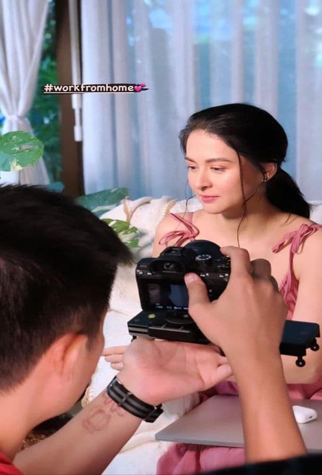 Mỹ nhân đẹp nhất Philippines khoe dáng nuột nà, mặt mộc hoàn hảo không tì vết - Ảnh 6