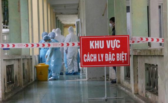 Bé trai 7 tháng tuổi cùng 7 người nhập cảnh khác mắc COVID-19, Việt Nam có 1.134 bệnh nhân - Ảnh 1