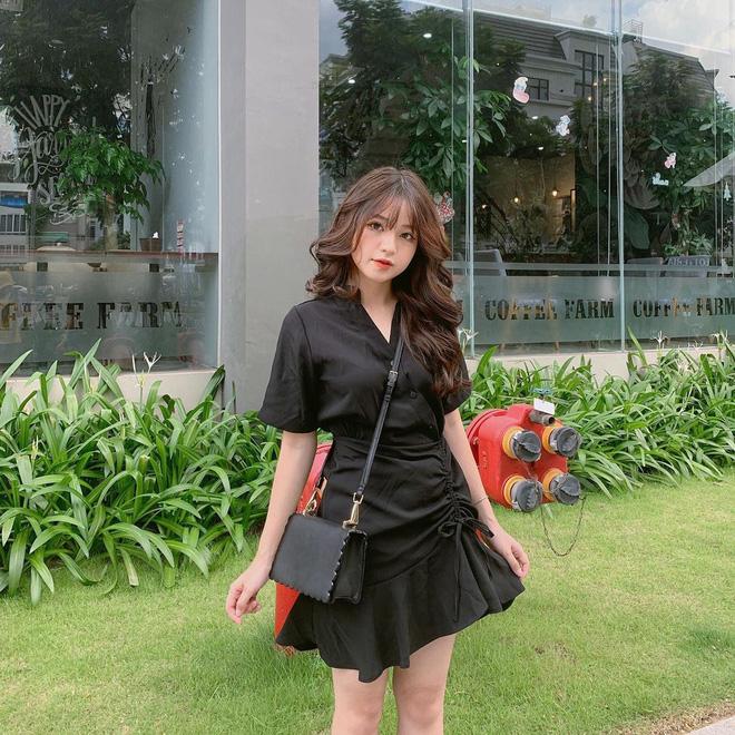 Hotgirl Việt sở hữu mái tóc bồng bềnh, body nuột nà quyến rũ được lên báo Trung là ai? - Ảnh 5