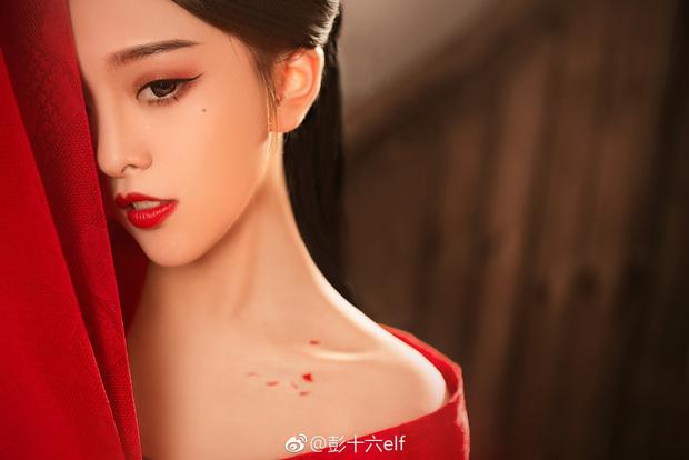 """Nhan sắc xinh đẹp của """"nữ thần cổ trang"""" khuấy đảo TikTok xứ Trung, khiến fan """"đổ rầm rầm"""" - Ảnh 1"""