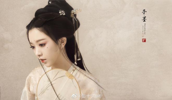 """Nhan sắc xinh đẹp của """"nữ thần cổ trang"""" khuấy đảo TikTok xứ Trung, khiến fan """"đổ rầm rầm"""" - Ảnh 2"""
