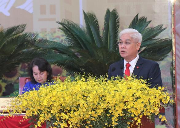 Ông Nguyễn Văn Lợi tái đắc cử Bí thư tỉnh ủy Bình Phước - Ảnh 1