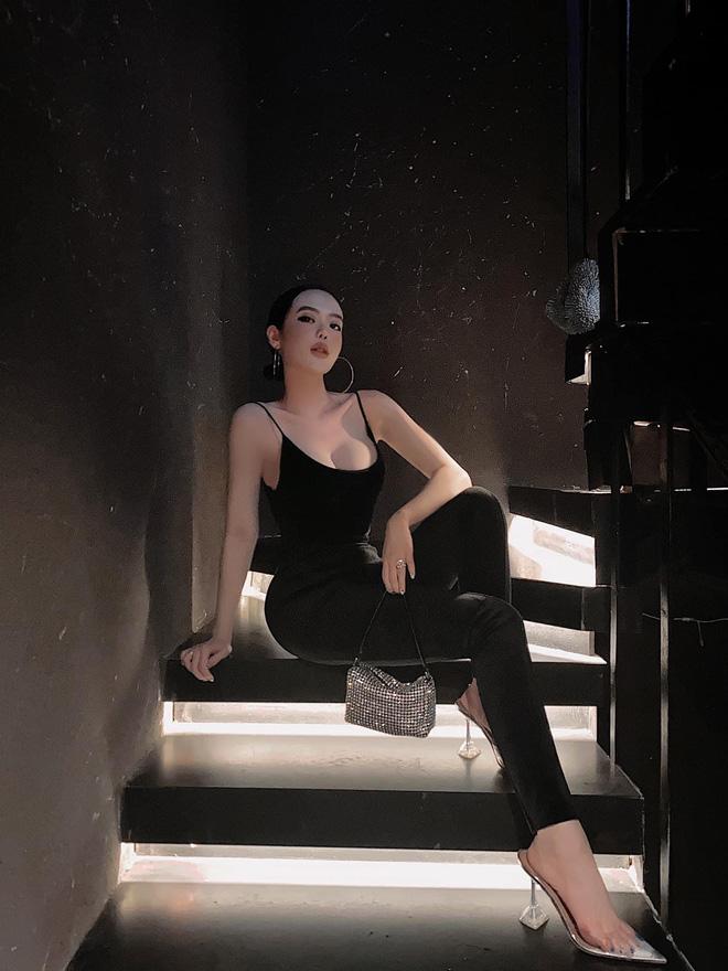 """Con dâu """"ông trùm"""" điện tử Sài Gòn đốt nóng """"đường đua bikini"""" bằng loạt ảnh sexy hết biết - Ảnh 6"""