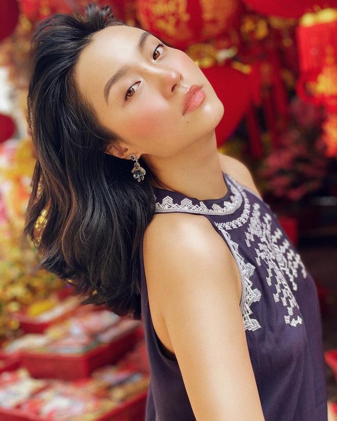 """Bạn gái cơ trưởng trẻ nhất Việt Nam khoe nhan sắc cực phẩm của gia đình, hotgirl vẫn tự thấy mình """"bét bảng"""" - Ảnh 6"""