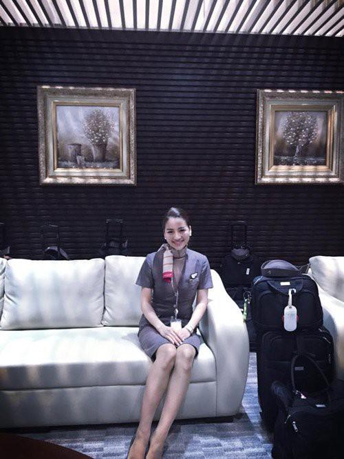 Top 3 cô gái Việt làm tiếp viên hàng không tại Hàn Quốc: Xinh đẹp, giỏi giang, khí chất ngút ngàn - Ảnh 5