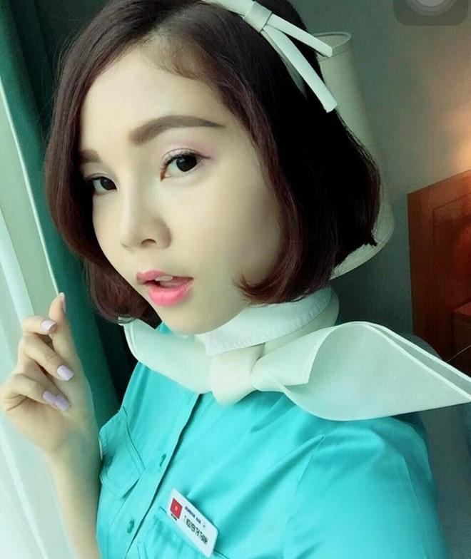 Top 3 cô gái Việt làm tiếp viên hàng không tại Hàn Quốc: Xinh đẹp, giỏi giang, khí chất ngút ngàn - Ảnh 7