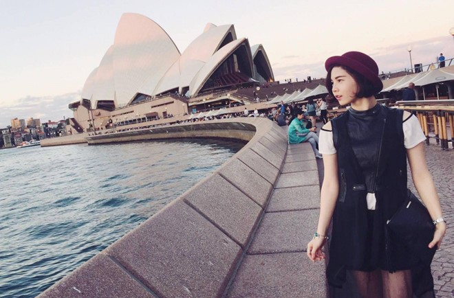 Top 3 cô gái Việt làm tiếp viên hàng không tại Hàn Quốc: Xinh đẹp, giỏi giang, khí chất ngút ngàn - Ảnh 9