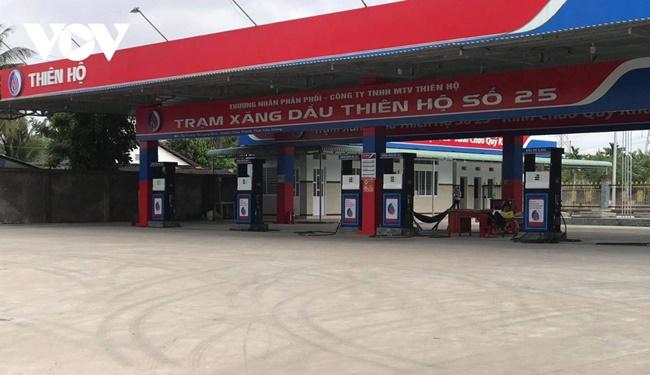 Vụ dàn cảnh mua xăng giữa khuya, cướp tiền ở Tiền Giang: Khởi tố 2 vụ án - Ảnh 1