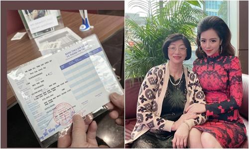 """Nữ chủ tịch 9x tặng mẹ giáo viên quà """"khủng"""", tương ứng 670 lời chúc nhân ngày 20/11 - Ảnh 1"""
