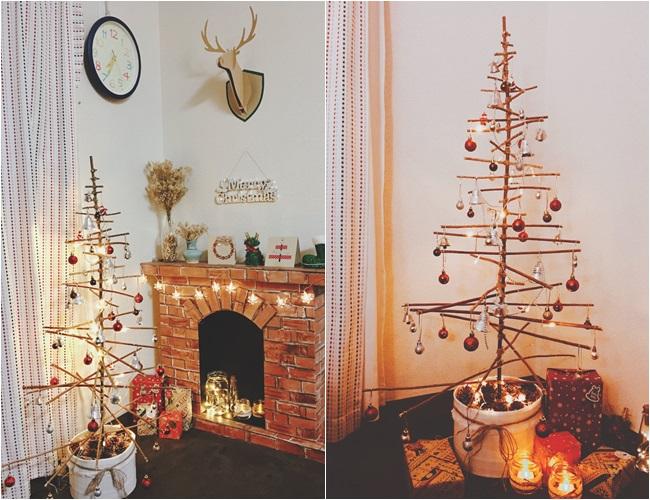 """Giáng sinh 2020 cận kề, cùng cả nhà tự làm cây thông từ những nguyên liệu có """"1-0-2""""  - Ảnh 1"""