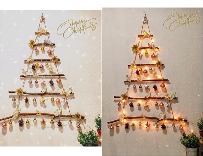 """Giáng sinh 2020 cận kề, cùng cả nhà tự làm cây thông từ những nguyên liệu có """"1-0-2""""  - Ảnh 4"""
