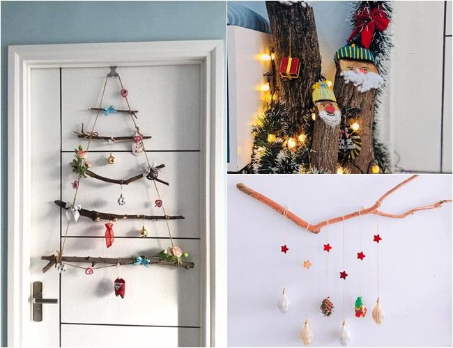 """Giáng sinh 2020 cận kề, cùng cả nhà tự làm cây thông từ những nguyên liệu có """"1-0-2""""  - Ảnh 5"""